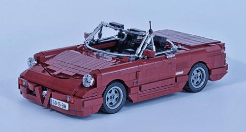 Lego Alfa Romeo Spider