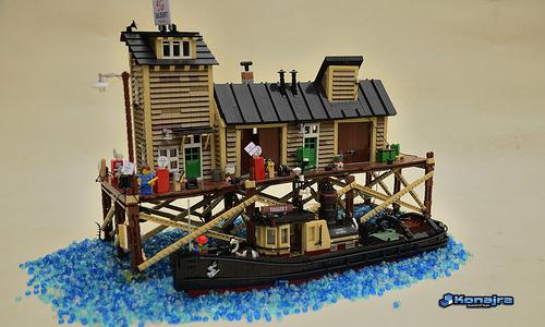 Lego Harbor
