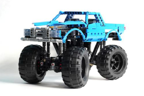 Lego Bigfoot Monster Truck