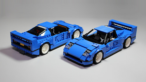 Lego Creator 31070 Ferrari F40