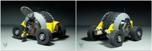 Lego Sci-Fi VW