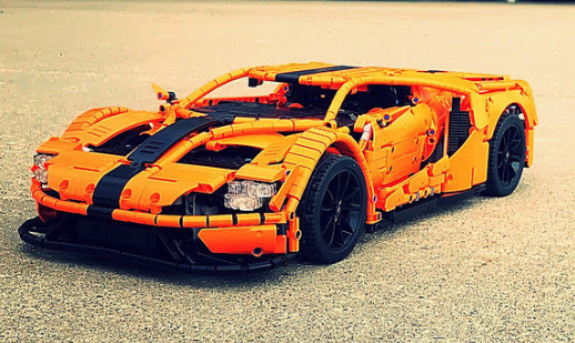 Lego Technic Ford GT Supercar