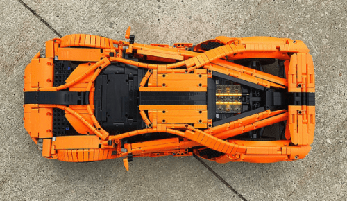 Lego Technic Ford GT Remote Control