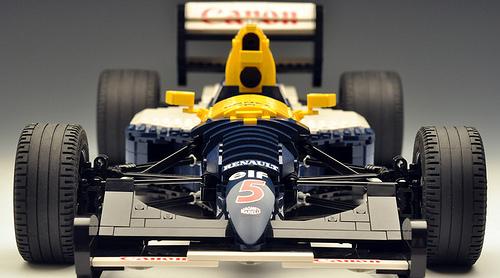 Lego Williams FW14B Formula 1