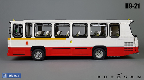 Lego Autosan H9-21 Bus RC