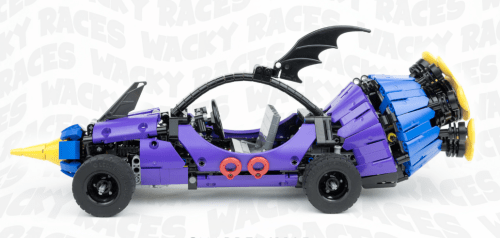 Lego Technic Mean Machine