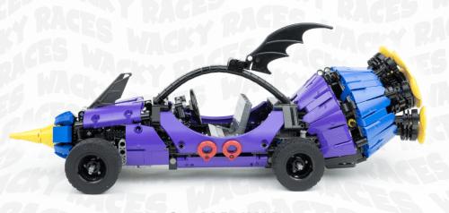 Lego Technic Mean Machine