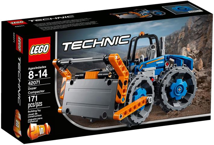 Lego Technic 42071 Box