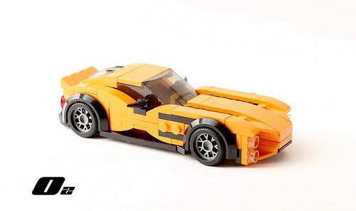 Lego O2 Concept Car