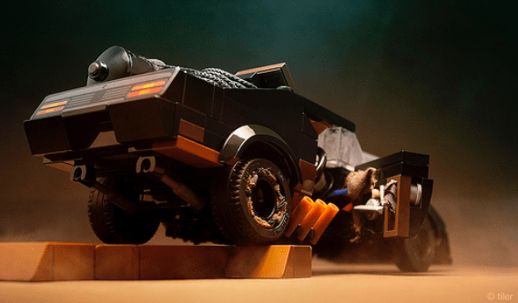 Lego Mad Max V8 Interceptor