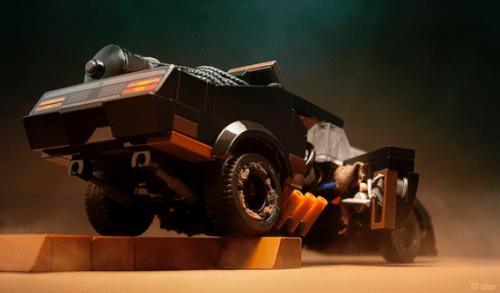 Lego Mad Max V8 Interceptor
