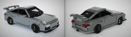 Lego Porsche 911 GT3