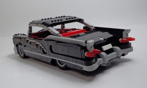 Lego 1957 Hartford Classic Car