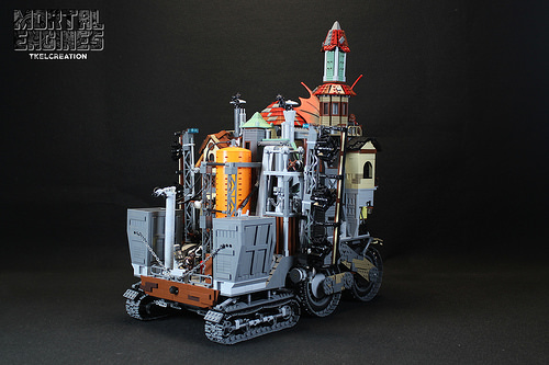 Lego Salthook Mortal Engines