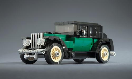 Lego 1928 Cadillac