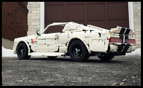 Lego Technic Ford Mustang Eleanor 1967