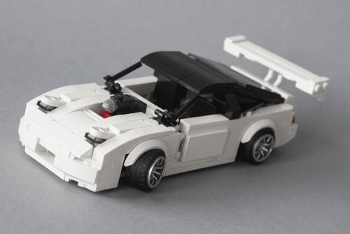 Lego Nissan 240SX S13