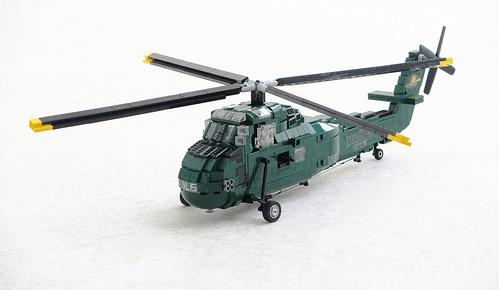 Lego USMC UH-34D Seahorse