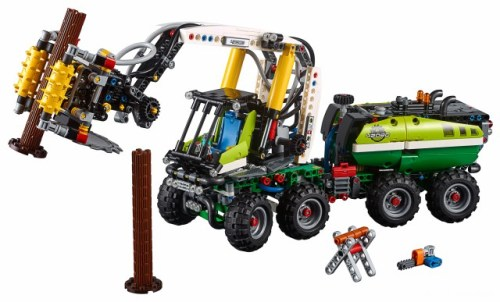 Lego Technic 42080 Forester