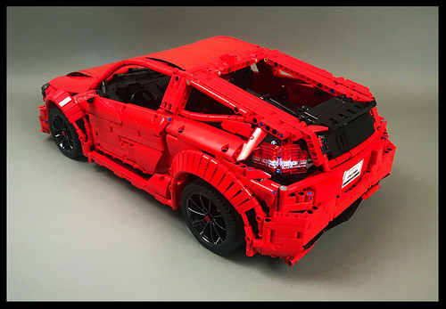 Lego Technic Honda CRV