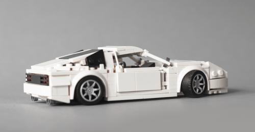 Lego Nissan 300ZX