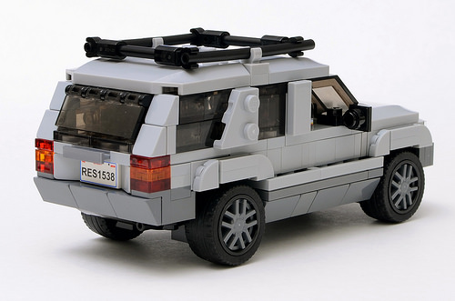 Lego Jeep Grand Cherokee