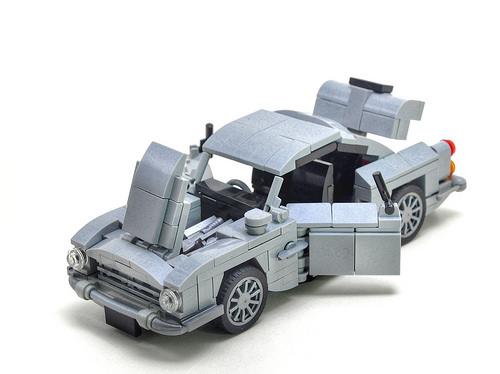 Lego Aston Martin DB5 Goldfinger