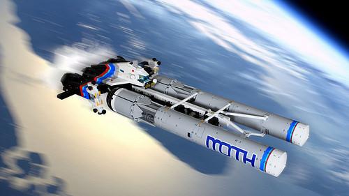 Lego MOTH Spaceship