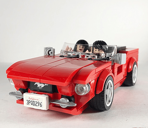 Lego '65 Ford Mustang