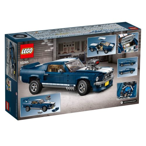 10265 LEGO Creator Ford Mustang Review