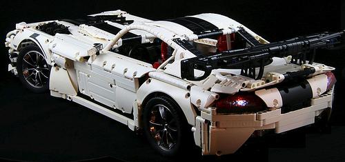 Lego Technic Dodge Viper ACR