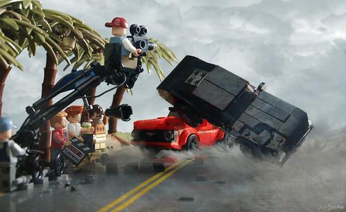 Lego Mustang Movie Set
