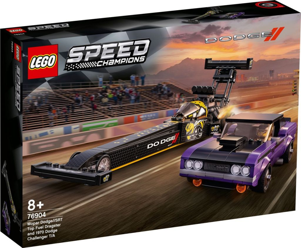 Speed Champions 2021 H2 | Set Previews