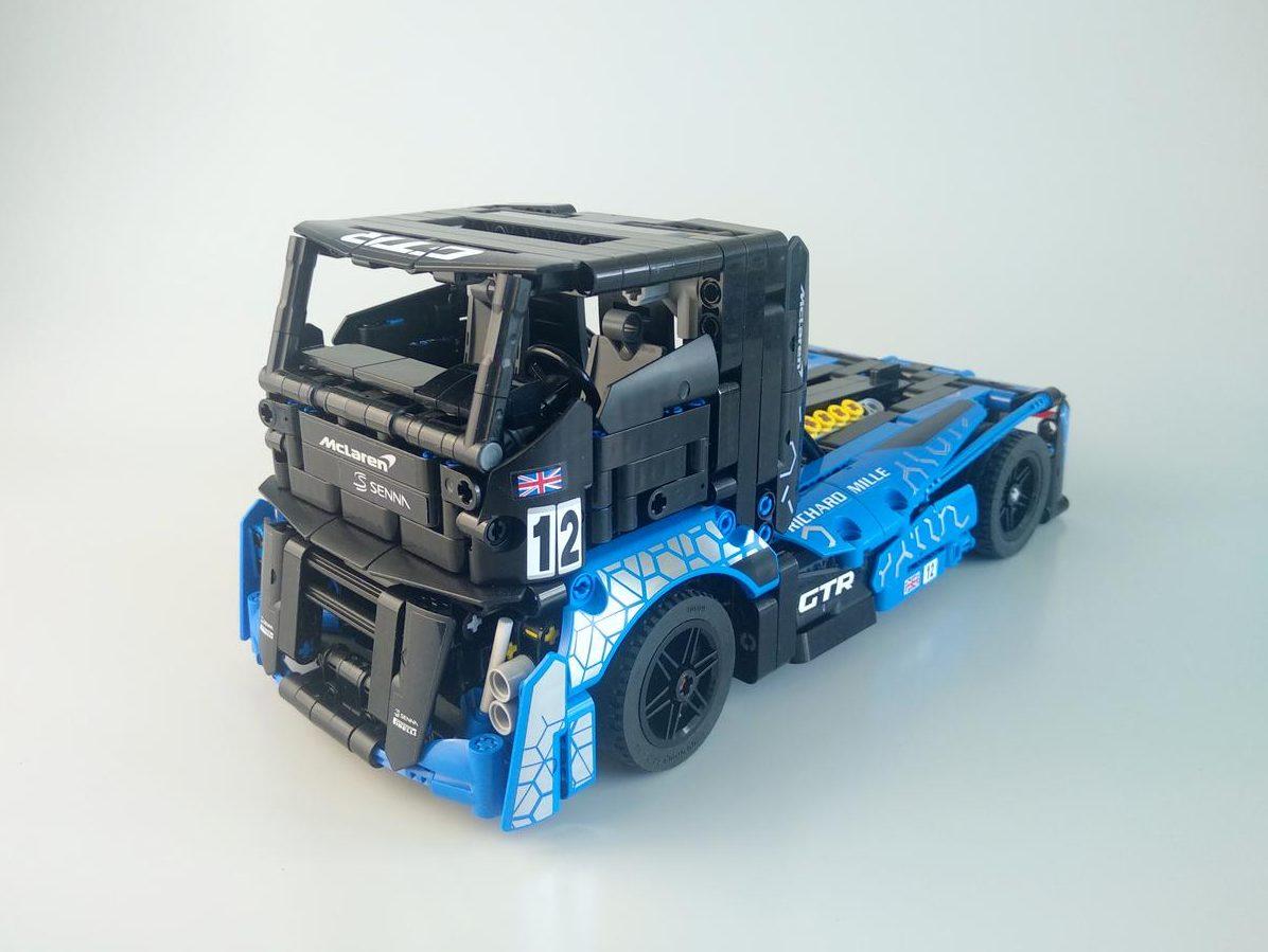 My Other Truck's a McLaren