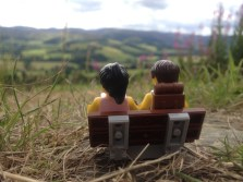 Viewpoint at Glentress