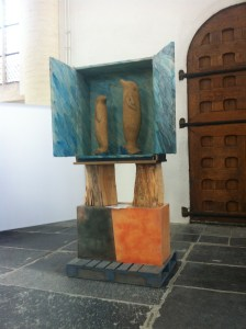 Art in the Hooglandse Kerk