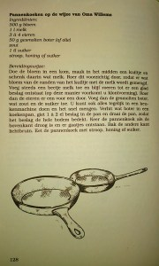 Recipe in Dutch