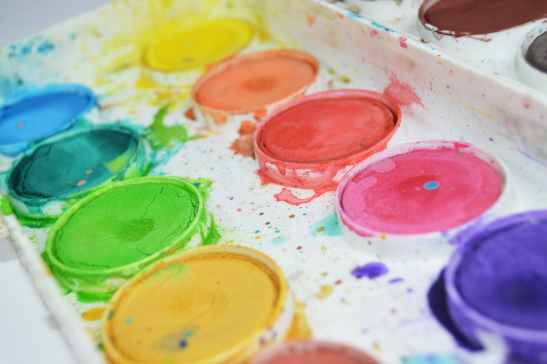 art colorful colourful colors