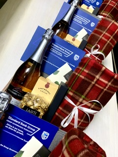 Virtual Event Gift Boxes For Stanbic IBTC Bank By The Lekki Gift Company