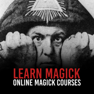 Learn Aleister Crowley's Magick