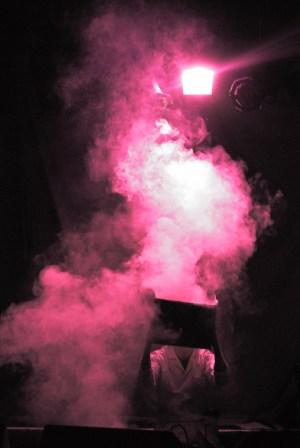 Superhot Fog