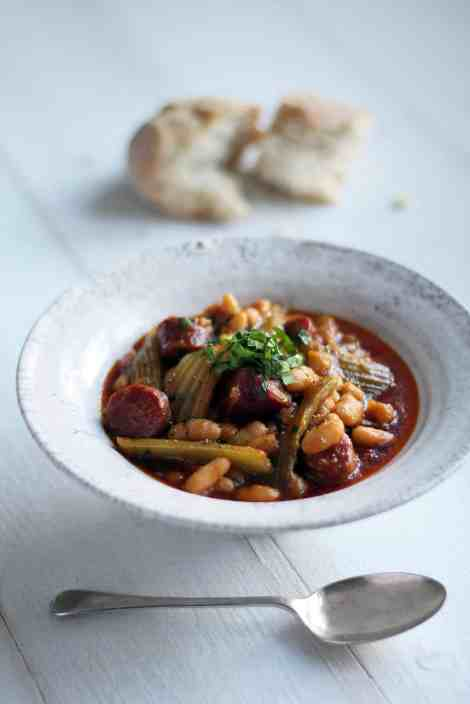 A winter warming stew