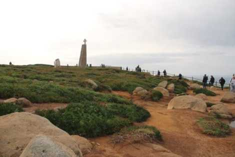 Cabo da Roca, the edge of the world
