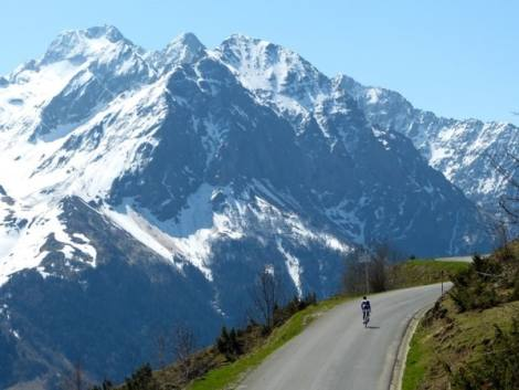 Hill climbing in the Midi-Pyrénées