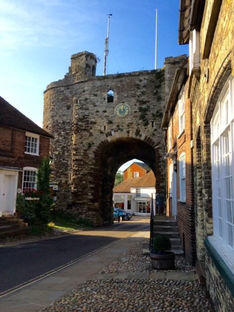 A gateway into Rye