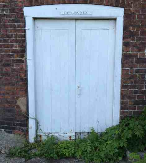 One of Rye's many eye-catching doors