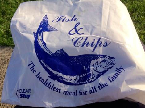 Fish 'n Ships from Marino's Fish Bar