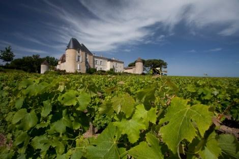 Chateau D'Yquem © Gerard Uferas
