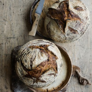 Vanessa's sourdough bread