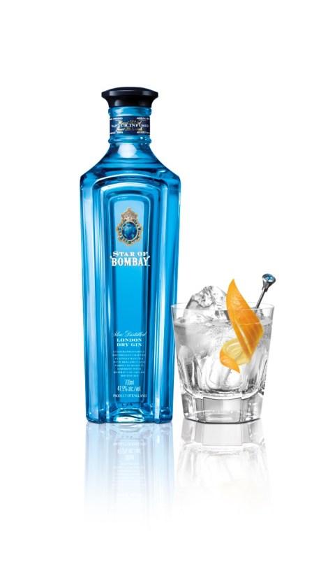 Bombay Sapphire Star, distilled in rural England